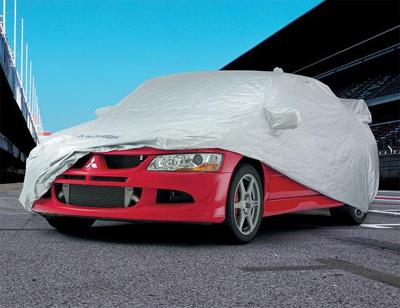 Diamond Auto Sales >> Mitsubishi OEM Car Cover - EVO 8/9/X, 08+ GTS, ES, DE & Ralliart 2009+ :: EVO 8/9 Exterior Parts ...