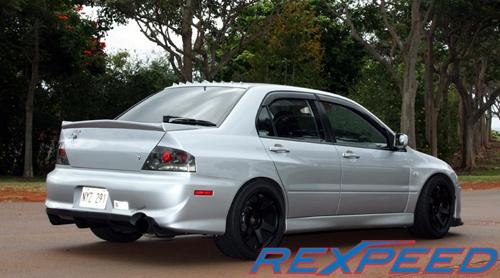 Evo X Mr >> Rexpeed Carbon Fiber Rear Diffuser - EVO 8/9 :: EVO 8/9 ...