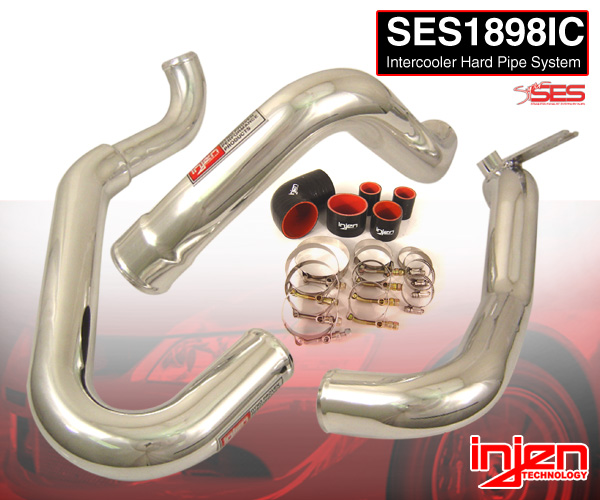Injen Intercooler Hard Pipe System - EVO 8/9