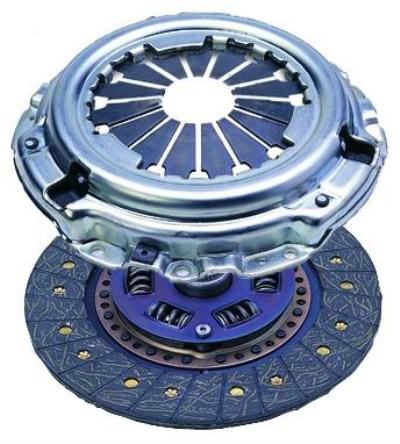 Exedy Stage 1 HD Organic Clutch Kit - EVO 8/9