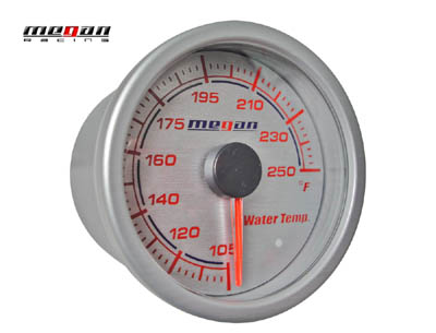 Megan Racing Gauges Version 2 Water Temp.