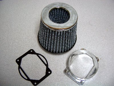 Buschur Racing Evolution Air Filter Kit - EVO 8/9