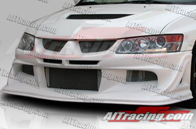 AIT Racing VS Style Front Bumper - EVO 8/9