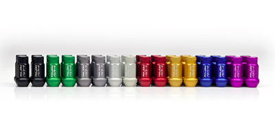 Password JDM Aluminum Lug Nuts (Extended Close End) 12 x 1.5