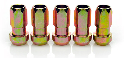 Password JDM Elite Edition Chromoly Lug Nuts (Extended Open End) 12 x 1.5 - RSX 02-06