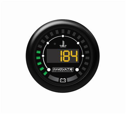 Innovate MTX Dual Function Water Temperature & Battery Gauge Kit