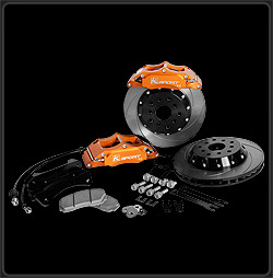 KSport ProComp Front Big Brake System - EVO 8/9