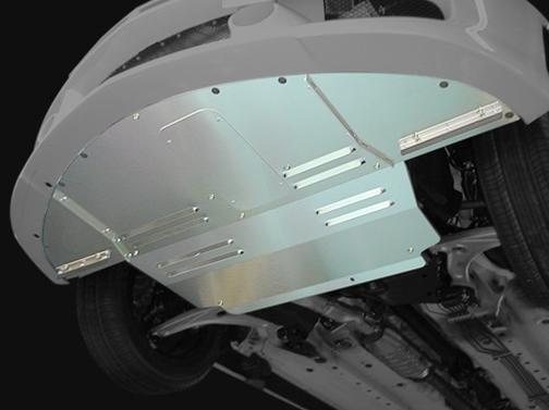 Beatrush Aluminum Underpanel Evo 8 9 Evo 8 9 Exterior