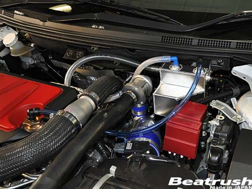 Beatrush Oil-Air Separator Catch Tank - EVO X :: EVO X ...