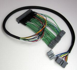 Boomslang e-Manage Blue Harness - EVO 9 :: Misc. Electronics :: Electronics  :: LancerShop.comLancer Shop