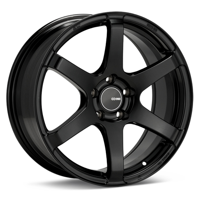 enkei t6s painted black wheels evo 8 9 x evo 8 9 rims. Black Bedroom Furniture Sets. Home Design Ideas