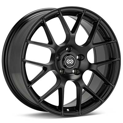 enkei raijin black painted rims set of 4 evo x evo. Black Bedroom Furniture Sets. Home Design Ideas