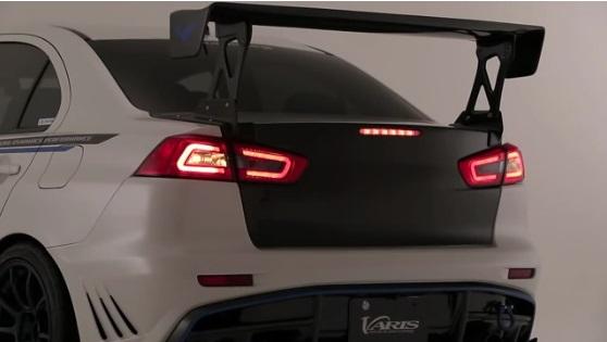 Varis Ver Ultimate Led Tail Lamp For Mitsubishi Evo X