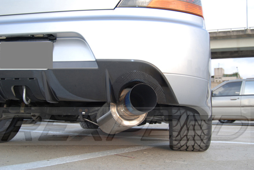 Rexpeed Evo 9 Jdm Bumper Carbon Fiber Shield Evo 8 9 Exterior Parts Evo 8 9 Exterior