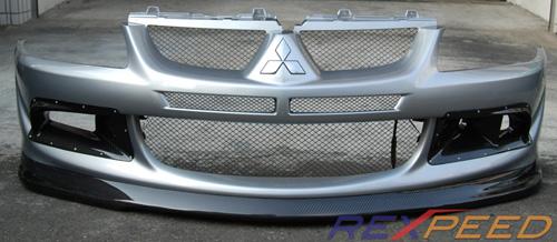 Rexpeed Carbon Fiber Air Ducts Set Evo 8 Evo 8 9