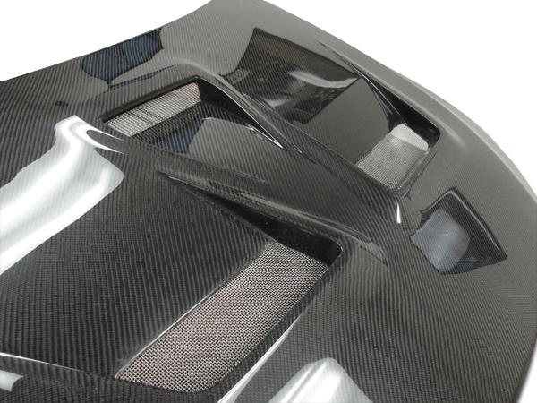 EVO 10 Carbon Fiber Hood