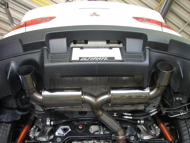 Report This Image: Evo X Hks Hi Power Exhaust At Woreks.co