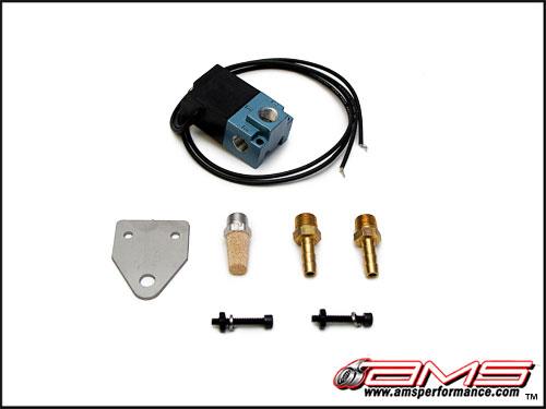 AMS Boost Control Solenoid Kit - EVO 8/9