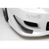 Ings+1 N-Spec Carbon Fiber Front Canards - EVO X