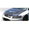 Extreme Dimensions Carbon Creations Vader 2 Hood - EVO 8/9
