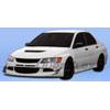 Extreme Dimensions Duraflex GT500 Widebody Kit - EVO 8/9