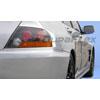 Extreme Dimensions Duraflex GT500 Widebody Rear Fenders - EVO 8/9