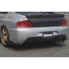 ChargeSpeed Type 2 Rear Bumper w/Carbon Diffuser - EVO 8/9