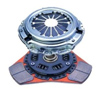Exedy Stage 2 Cerametallic Heavy Duty Clutch Kit: EVO X