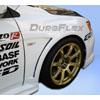 Extreme Dimensions Duraflex GT Concept Fenders - EVO X