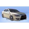 Extreme Dimensions Duraflex GT-S Complete Body Kit - 5 Piece - 08-15 Lancer ES, SE, Ralliart