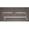 RRM Rally Series Lower Truss Bar - 08+ Lancer GTS, ES, & DE