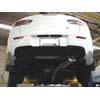 "Ultimate Racing 3"" Single Exit Catback Exhaust - Lancer Ralliart 2009+"