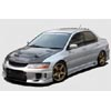 ChargeSpeed Type 2 Full Body Kit w/Carbon Diffuser - EVO 8/9