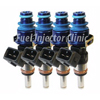 FIC 1100cc Injector Set (High-Z) - EVO 8/9