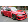 Bay Speed Aero JP Style Side Skirts - EVO 8/9