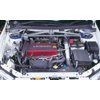 Cusco Type OS Front Strut Bar 3 Point - EVO 8/9 RHD