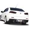 Borla Cat Back Exhaust System - EVO X 2008, 2010-2015