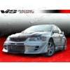 VIS Racing D Speed Front Bumper - EVO 8/9