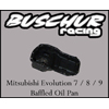 Buschur Racing Baffled Oil Pan - EVO 8/9