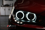 RRM Halo Headlights - Lancer DE/ES/SE/GT