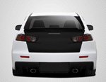 Extreme Dimensions Carbon Creations GT Concept Trunk - Evo X