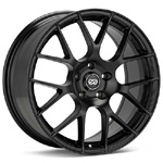 Enkei Raijin Black Painted Rims (set of 4) - Evo X