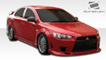 Extreme Dimensions 2008-2015 Mitsubishi Lancer (ES, SE, GT, Ralliart) Duraflex C-1 Body Kit - 4 Piece