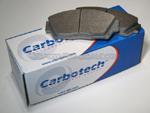 Carbotech XP12 Rear Brake Pads - 09-11 Ralliart