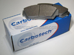 Carbotech XP8 Rear Brake Pads - 09-11 Ralliart