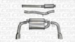 Corsa Catback Exhaust - Evo X