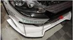 Move Over Racing Adjustable Front Splitter - Evo X