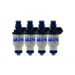FIC 1800 CC Blue Max Fuel Injector Set Low-Z - Evo 8/9