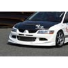 ChargeSpeed Front Lip Spoiler - EVO 8
