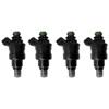 DeatschWerks (High Impedance) 1300cc Injectors - EVO 8/9